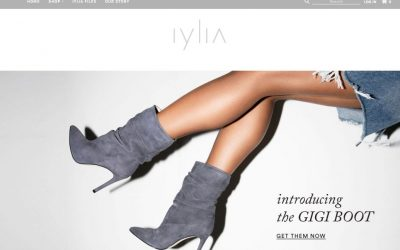 SEO Best Practices Case Study: IYLIA Luxury Footwear