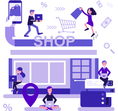 Website Ecommerce Solutions - Website & Ecommerce Development - Chainlink Relationship Marketing