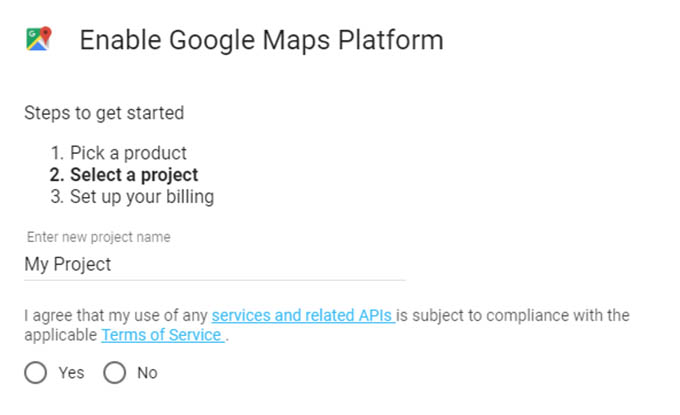 What to Do When Google Maps Won't Load - Chainlink Relationship Marketing