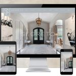 custom interior design website