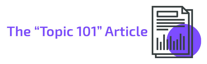 Topic 101 Article Outline - Chainlink Relationship Marketing