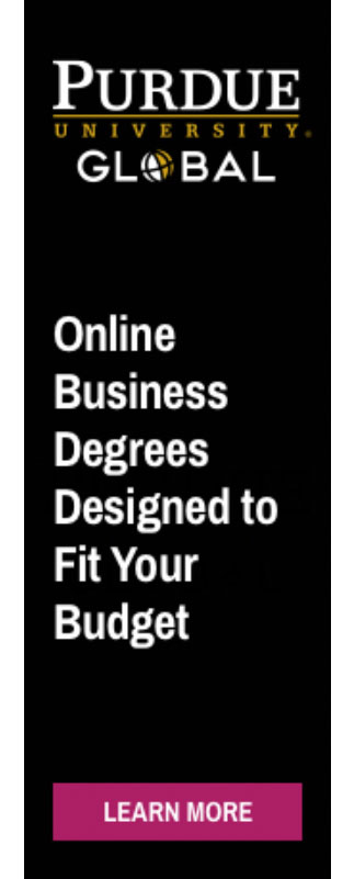 Google Display Ad Example Purdue University