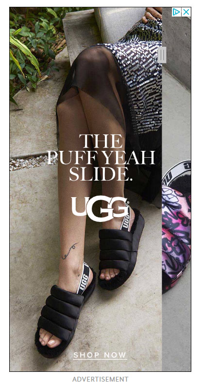 Google Display Ad Example UGG