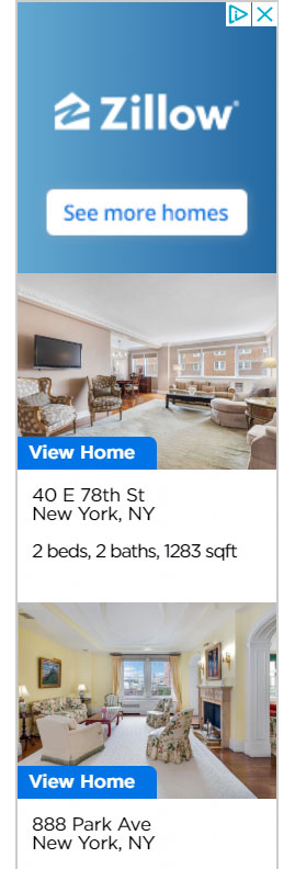 Google Display Ad Example Zillow